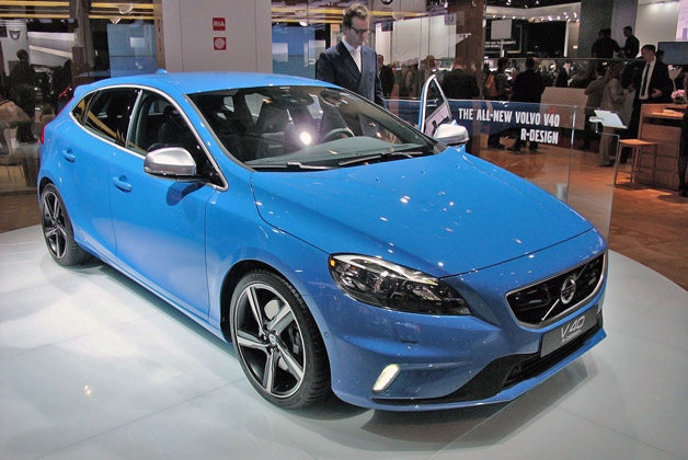 MISC 2013 Volvo V40